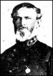 Leonidas Polk in Confederate uniform